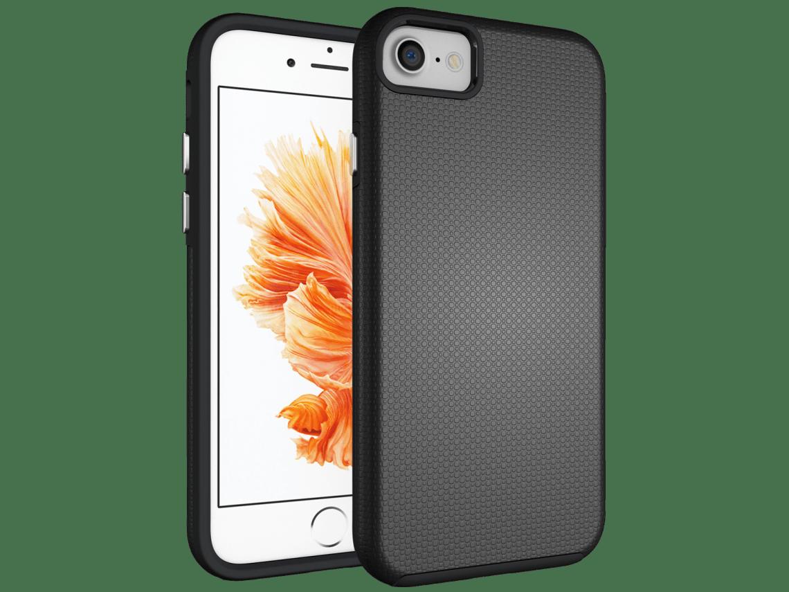 TabSafe - Coque Antichoc FoneCase iPhone 7 vue 1