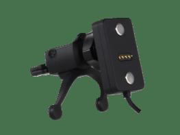 FoneDrop - Chargeur POGO Pince Grille Aérateur 2 Stabs