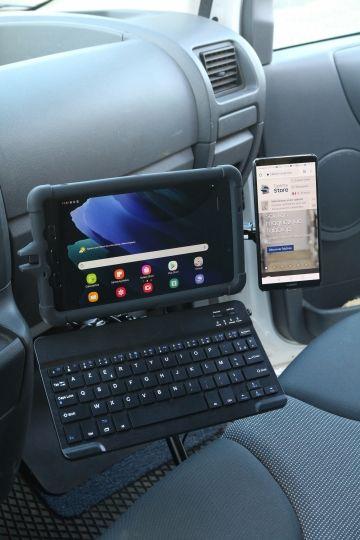 tabdrop voiture smartphone