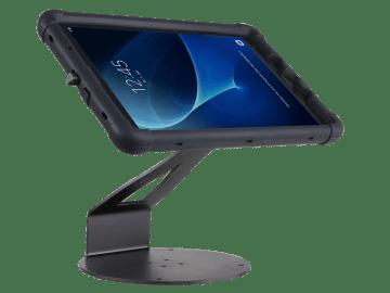 TabDrop Stand Noir& Tablette Semie Visible