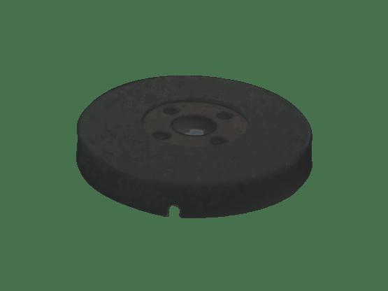 TabStore - Fixation Tube Noir