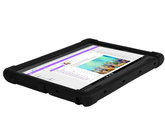 TabSafe - SiliCase Miix 320 Posée à Plat