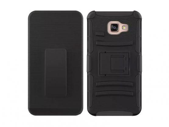 Pro-Impact - Coque Antichoc Guard Clip Galaxy A5 2016 - Noir