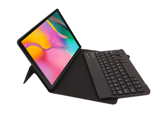 TabSafe - Étui Folio Keyboard Evolution Tab A 10.1 2019 - Vue 4