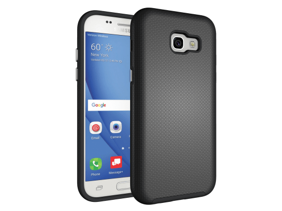 TabSafe - Coque Antichoc Galaxy A5 2017 Face & Dos