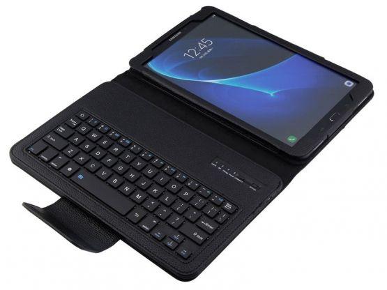 Ktab - Étui Clavier Bluetooth Azerty Galaxy Tab A6 10.1