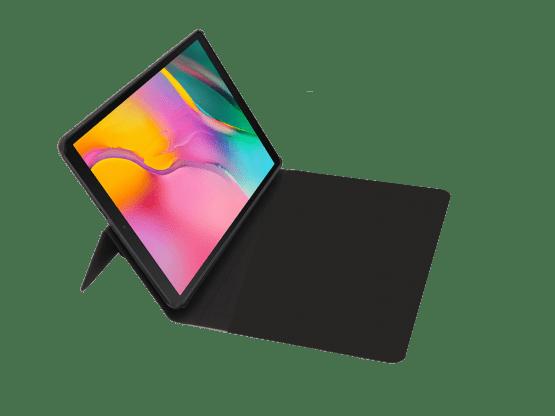 TabSafe - Étui Folio Keyboard Evolution Tab A 10.1 2019 - Vue 3