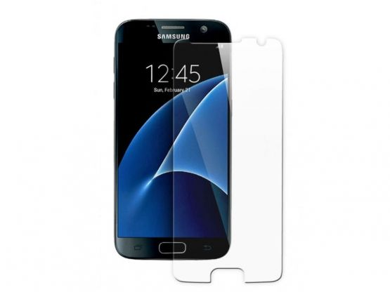 Pro-Impact - Protection Écran Verre Trempé Galaxy S7 Edge Vue