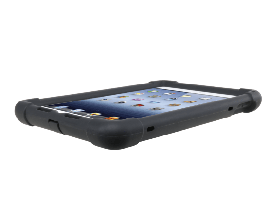TabSafe  - SiliCase iPad Mini 4 Posée Face