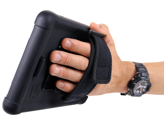 TabDrop - Poignée Stand Magnétique 360 avec Main