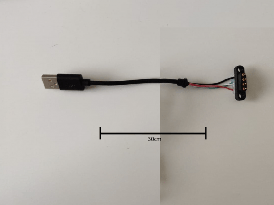TabDrop - Câble POGO vers POGO - 30cm