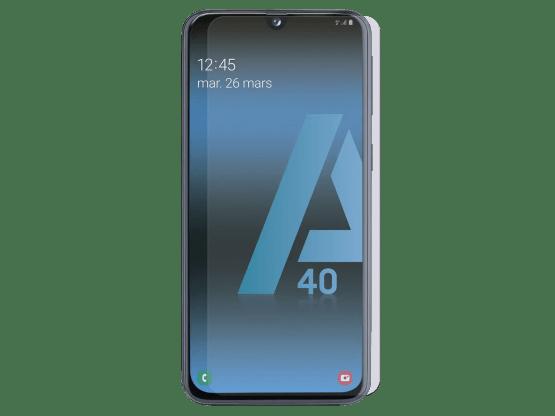 TabSafe - Verre Trempé Samsung Galaxy A40