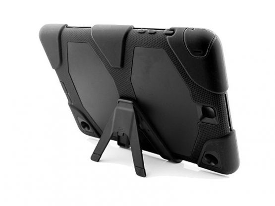Tablette Store - Coque Antichoc Pro-Impact Stand Galaxy Tab A