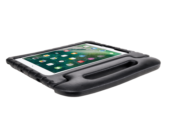 Bouncetab iPad 9.7 2017 sur face
