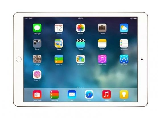 Apple - iPad Pro Vue 1