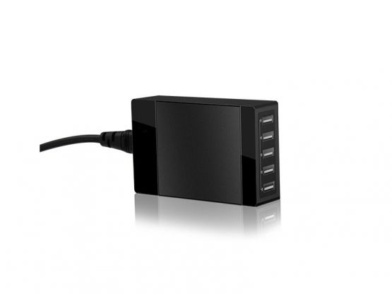 TabConnect - Chargeur 5 Ports USB - Tablettes & iPad Vue 1