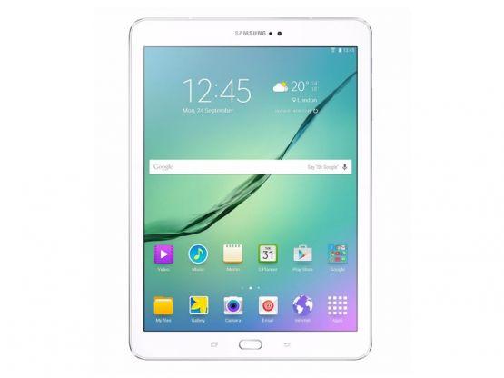 Samsung - Galaxy Tab S2 9.7 Blanche Vue 1