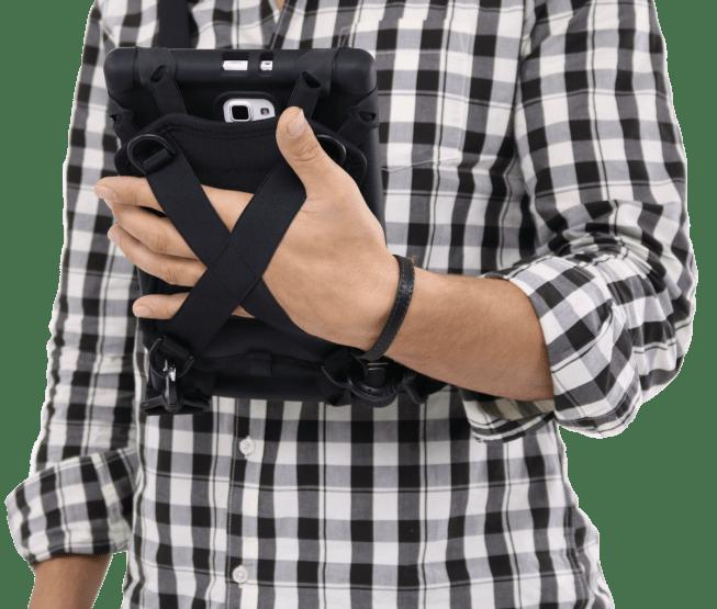 TabSafe - Harnais porté main