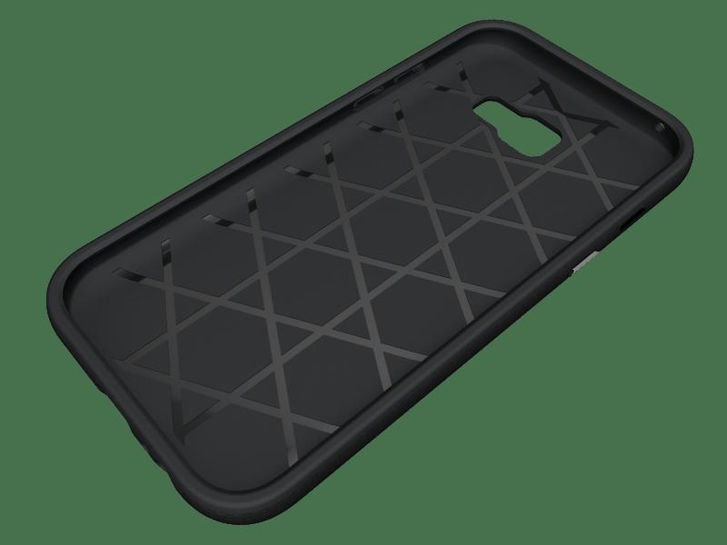 TabSafe - Coque Antichoc Galaxy A5 2017 Intérieur