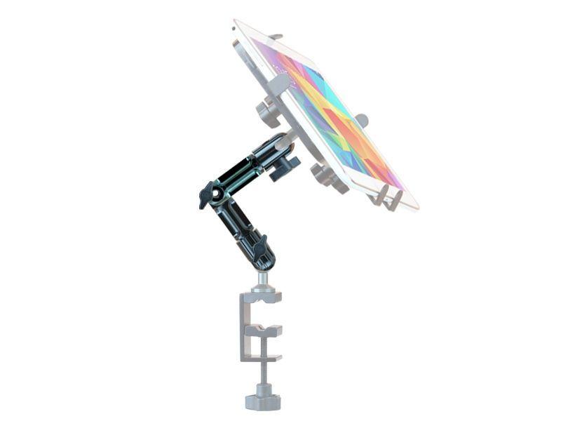 Onyxmount - Bras Alu Multi-Position & Articulé 18 cm Seul