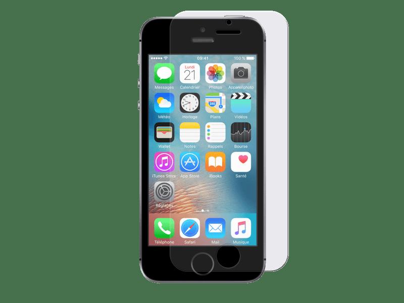 TabSafe - Verre Trempé iPhone SE
