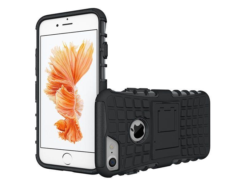 Pro-Impact - Coque Antichoc Guard Clip iPhone 7 - Noir Vue 5