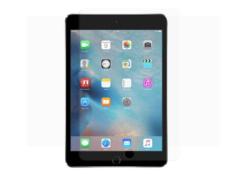 TabSafe - Verre Trempé iPad Mini 4