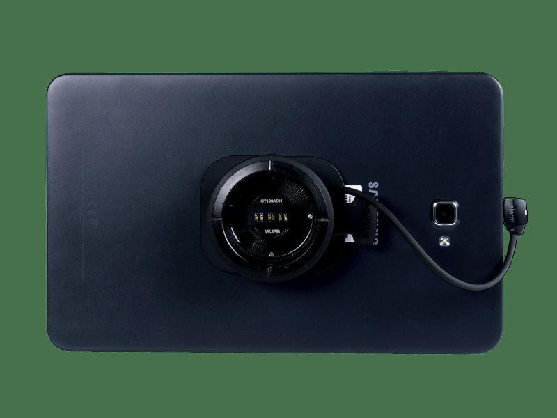 TabLock - Platine Super Adhésive avec Câble Rechargement