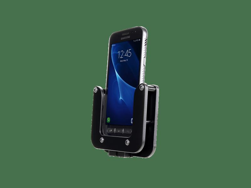 TabMount - Berceau 5 à 6 pouces  face avec smartphone
