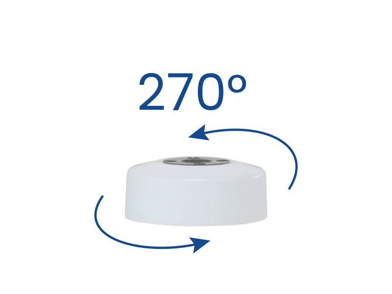 TabStore - Manchon Rotate Blanc