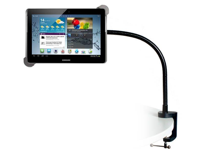 Tablette Store - iDesk - Support Bureau Bras Flexible avec