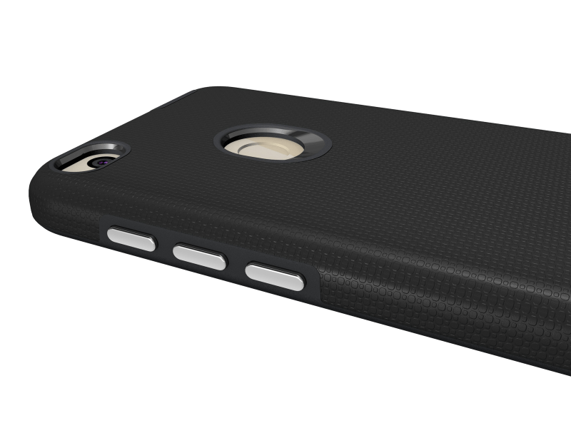 TabSafe - Coque Antichoc FoneCase P8 Lite 2017 Vue 2