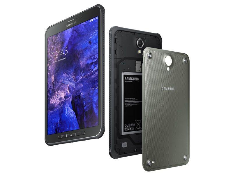 Samsung - Galaxy Tab Active 8.0 SM-T360 - 16Go - Noire Vue 3