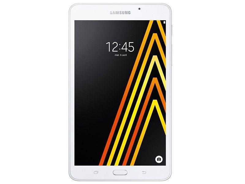 Galaxy Tab A 2016 7 SM-T280 - 8Go - Blanche Vue 1