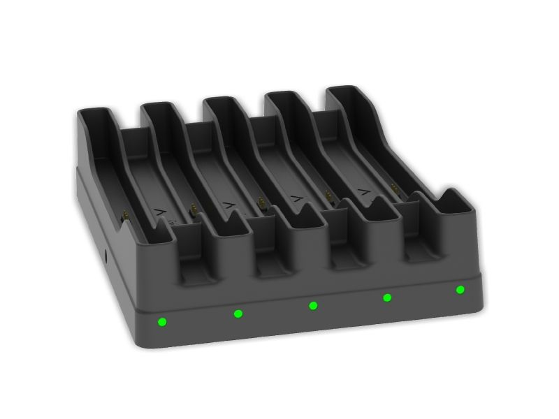 Portsmith - Station de Charge Pogo pour 5 Galaxy Tab Active 8.0