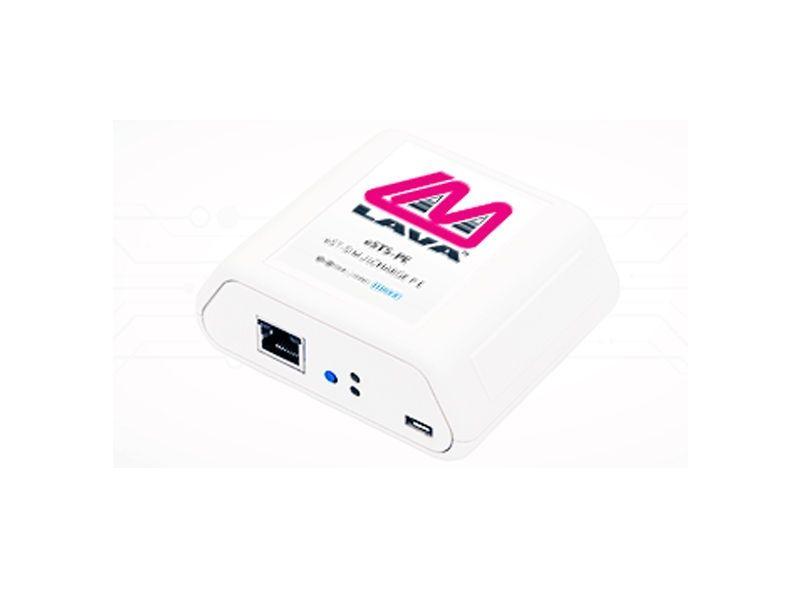 Lava - Adaptateur Ethernet POE & Rechargement eSTS-PE - Galaxy