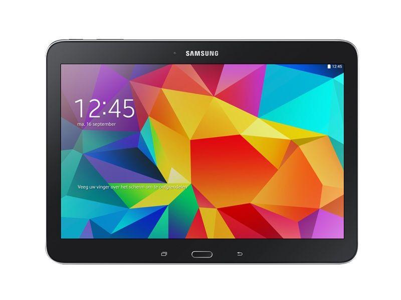 Samsung - Galaxy Tab 4 10.1 - 16Go - Noire Vue 1