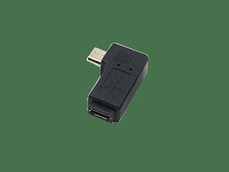 TabConnect - Adaptateur Coudé micro-USB