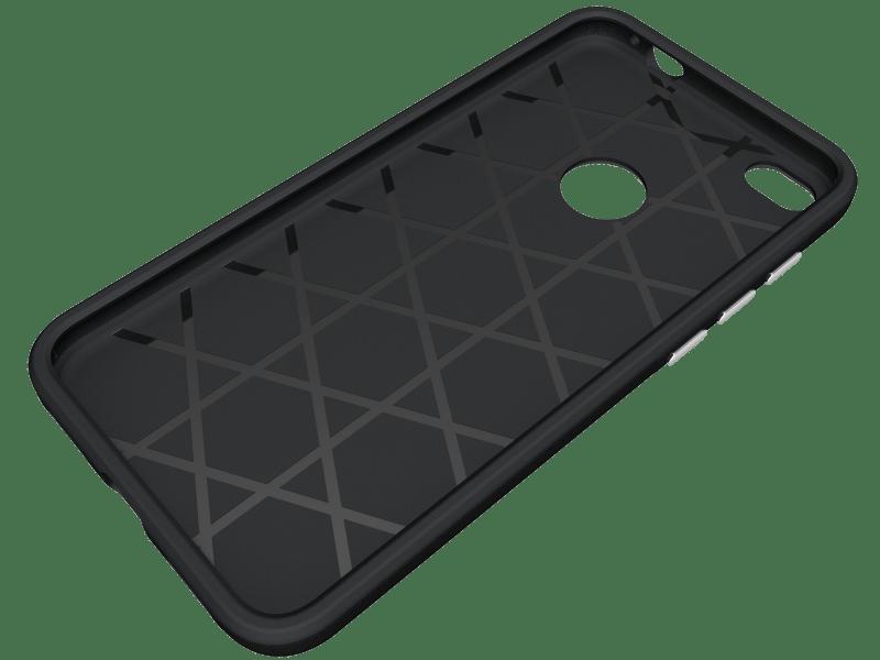 TabSafe - Coque Antichoc FoneCase P8 Lite 2017 Vue 3