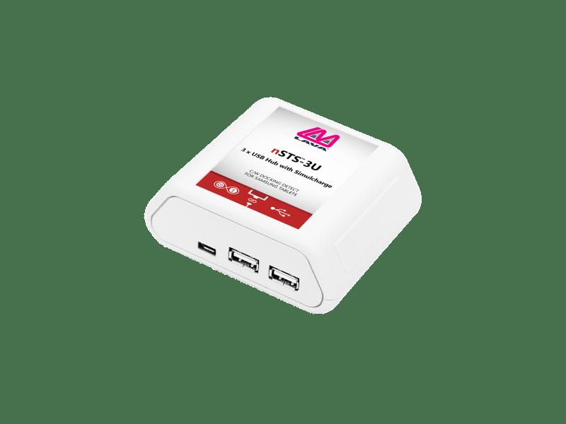 TabConnect - Hub Rechargement & USB Simultané
