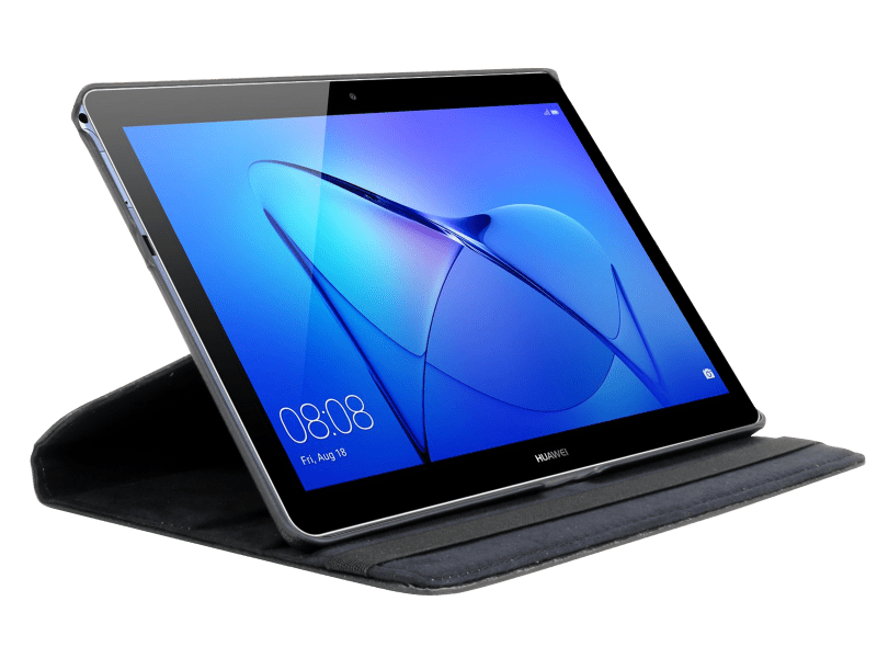 """Rotate Cover Huawei MediaPad T3 10"""" face"""