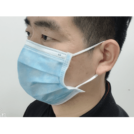 TabSafe - Masque Chirurgical Vue 2