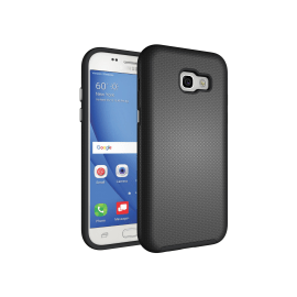 TabSafe - Coque Antichoc Galaxy A5 2017 Face & Dos